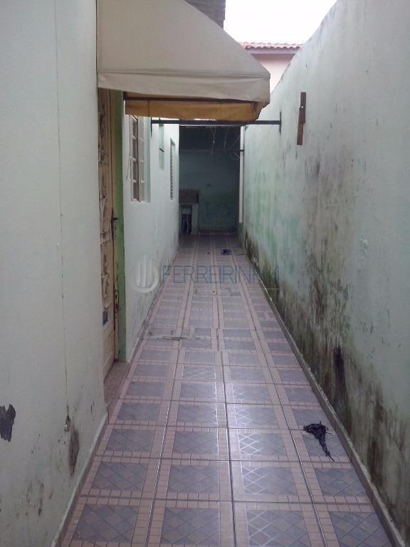 Casa residencial à venda, Jardim Santa Marina, Jacareí.