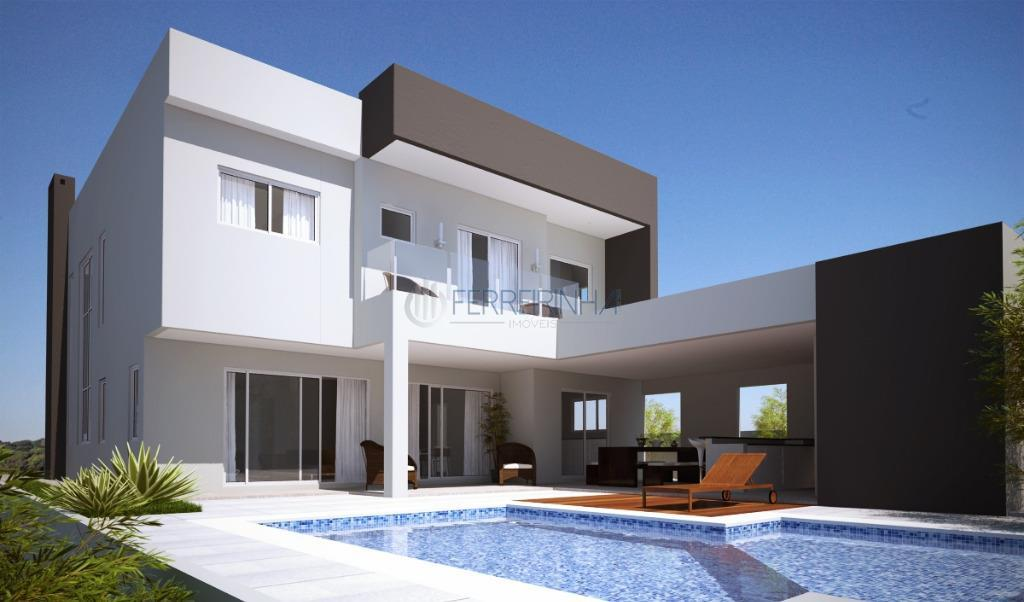 Casa residencial à venda, Urbanova, São José dos Campos - CA0758.