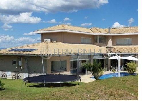 Casa  residencial à venda, Condomínio Reserva do Paratehy, São José dos Campos.
