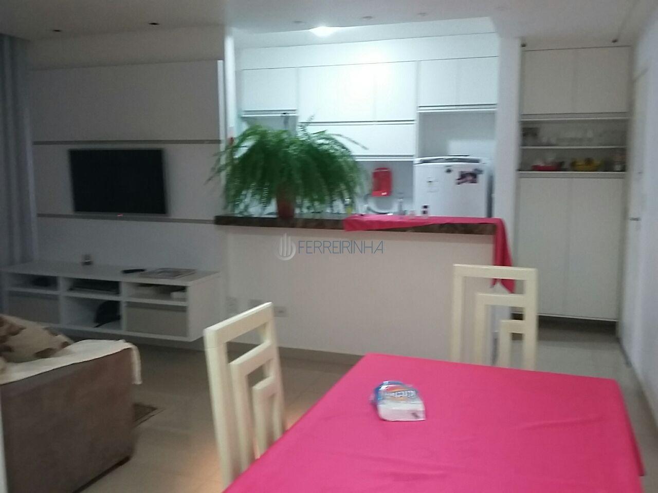 Apartamento residencial para locação, Urbanova, São José dos Campos.