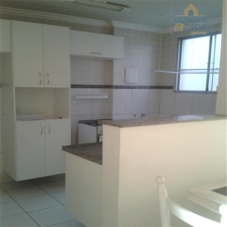 Apartamento residencial à venda, Vila Celeste, Uberaba - AP0057.