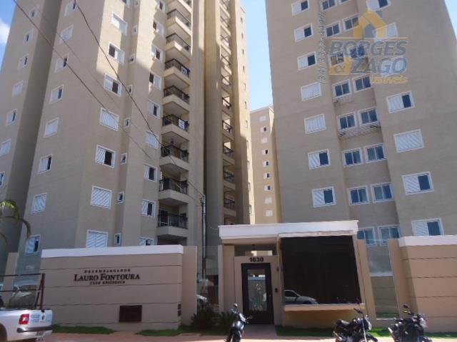 Apartamento residencial para locação, Santa Marta, Uberaba.