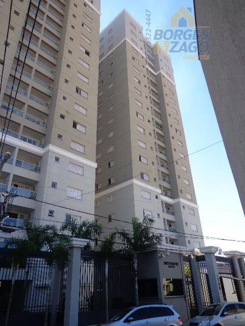 Apartamento residencial à venda, São Benedito, Uberaba - AP0133.