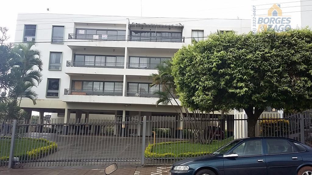 Apartamento residencial à venda, Nossa Senhora da Abadia, Uberaba - AP0225.