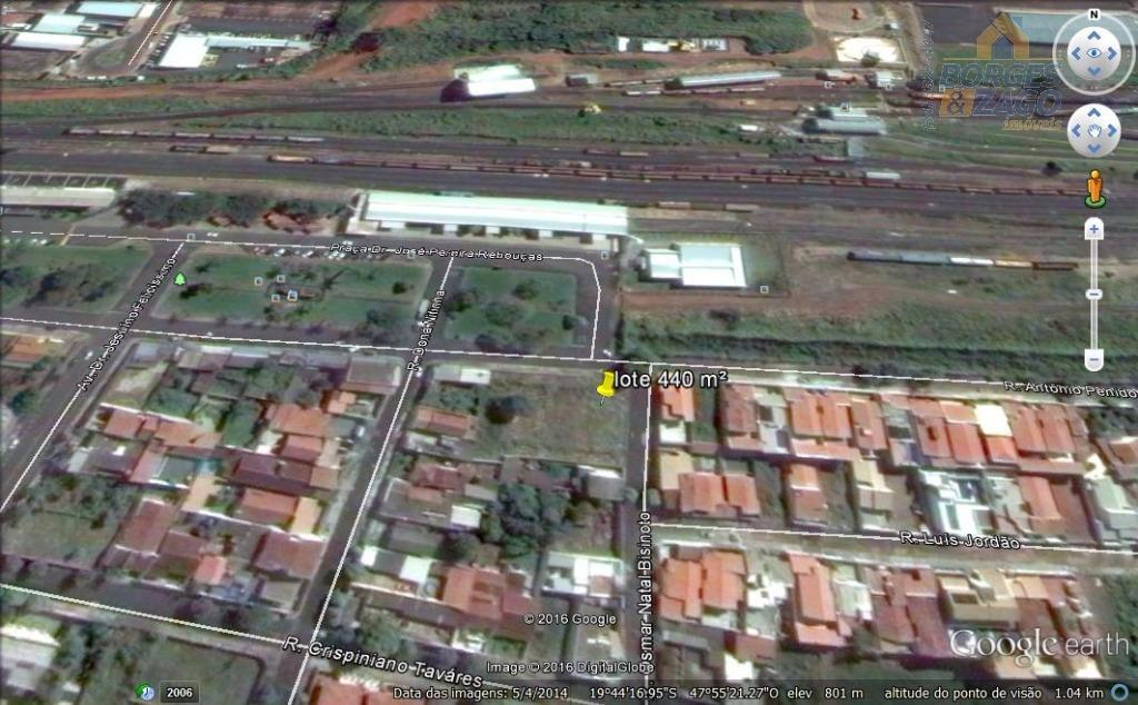 Terreno  residencial à venda, Quinta Boa Esperança, Uberaba.