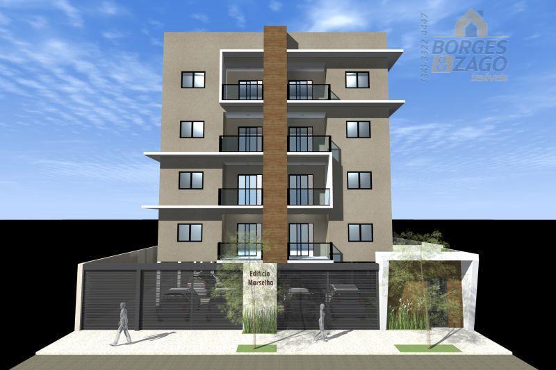 Apartamento residencial à venda, Santa Maria, Uberaba - AP0263.