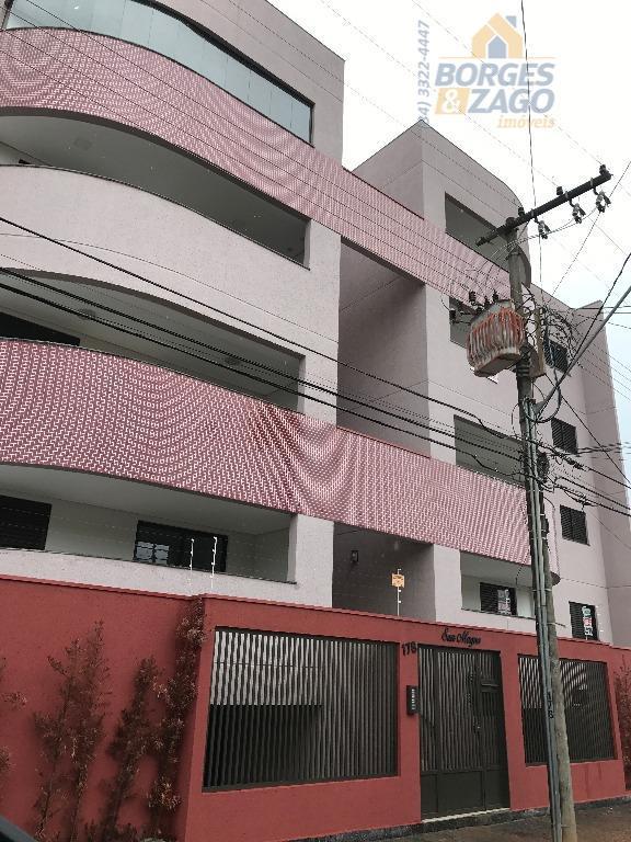 Apartamento residencial à venda, Estados Unidos, Uberaba.