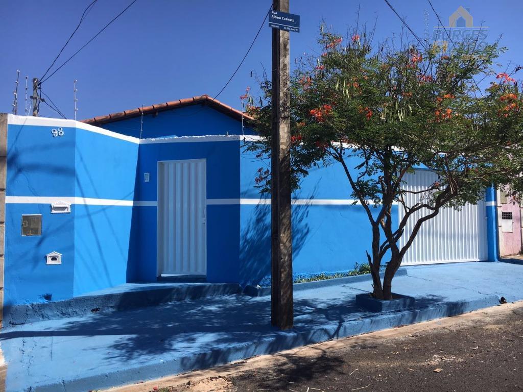 Casa residencial à venda, Jardim Elza Amuí Iv, Uberaba.