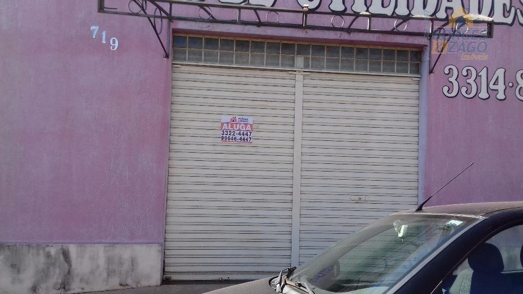Loja comercial para locação, São Benedito, Uberaba.