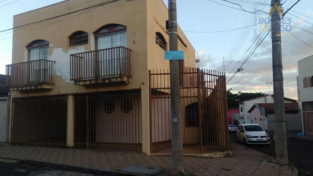 Sobrado residencial à venda, Nossa Senhora da Abadia, Uberaba.