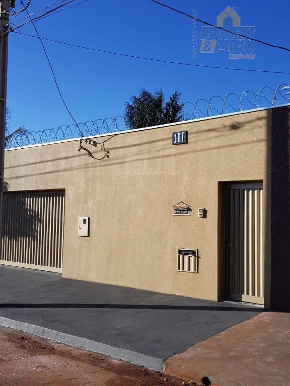 Casa residencial à venda, Deolinda Freire, Uberaba.