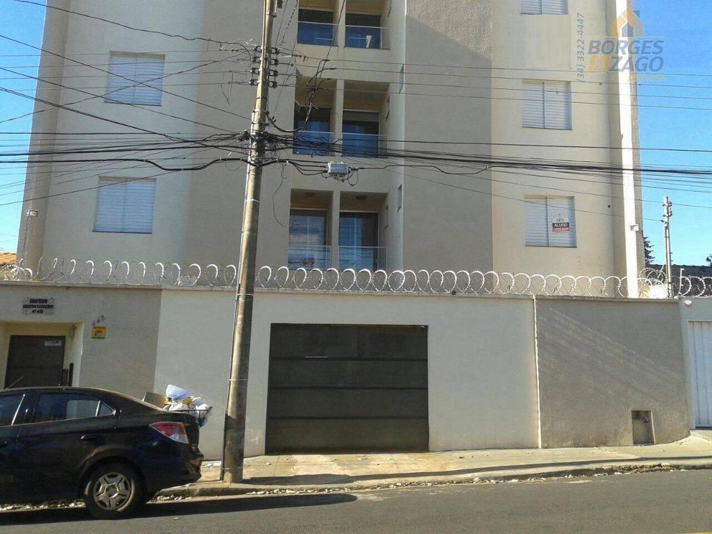 Apartamento residencial para venda e locação, Olinda, Uberaba.