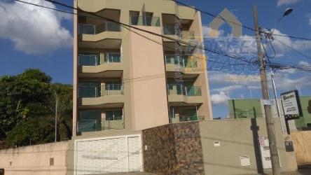 Apartamento residencial à venda, Parque das Américas, Uberaba.
