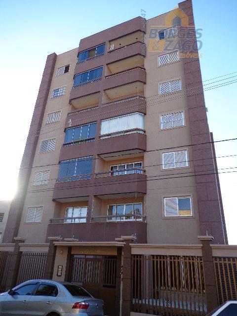 Apartamento residencial para locação, Bom Retiro, Uberaba.
