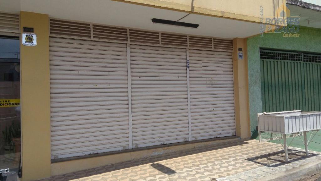 Ponto comercial à venda, Santa Maria, Uberaba.