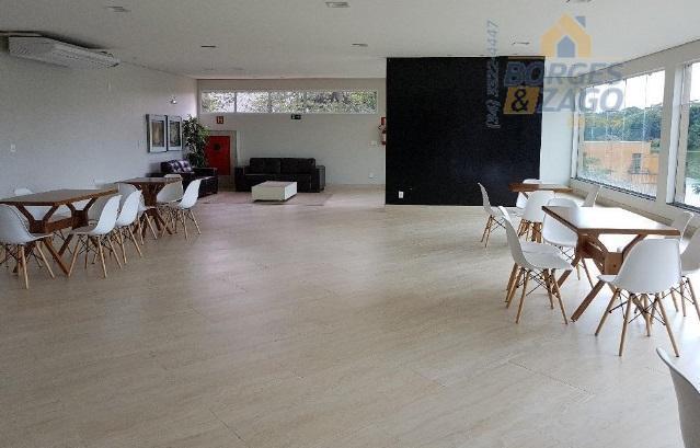 ótimo apartamento com 3 suítes, ar condicionado em todos os ambientes, bancadas em nanogless e piso...