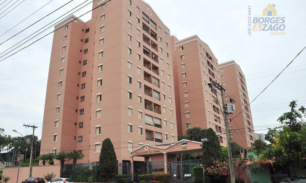 Apartamento residencial para locação, Centro, Uberaba.