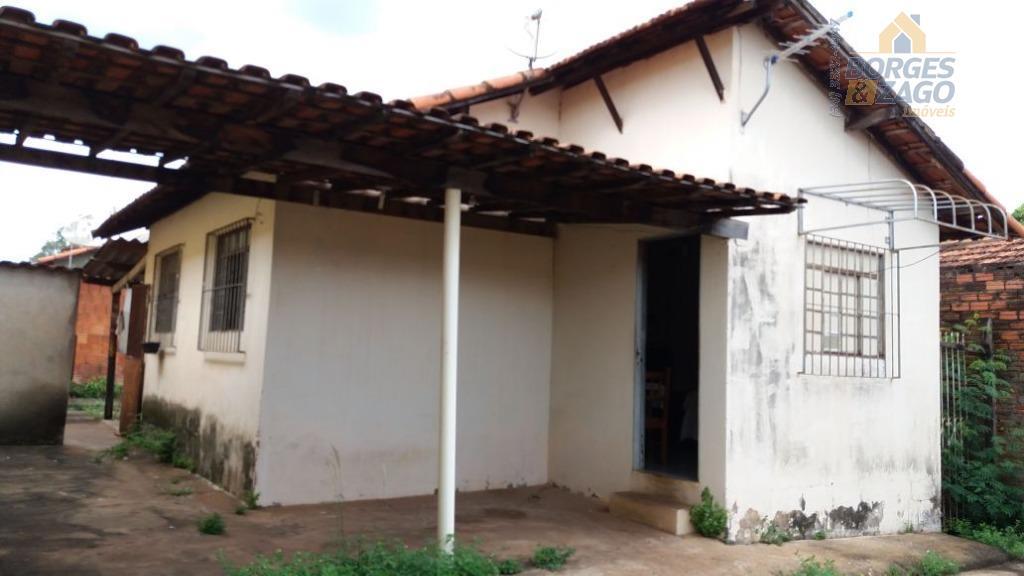 Casa residencial à venda, Conjunto José Barbosa, Uberaba.