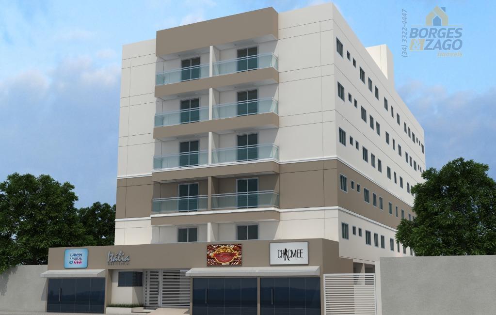 Apartamento residencial para venda e locação, Universitário, Uberaba.