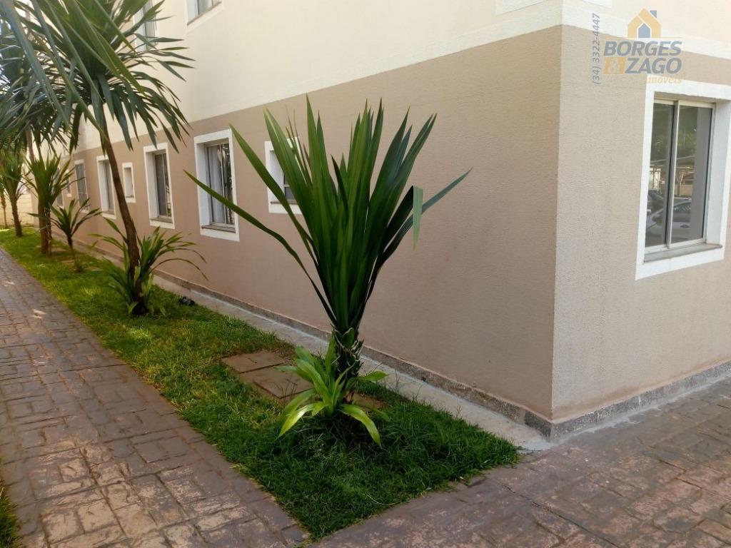 Apartamento residencial para venda e locação, Fabrício, Uberaba.
