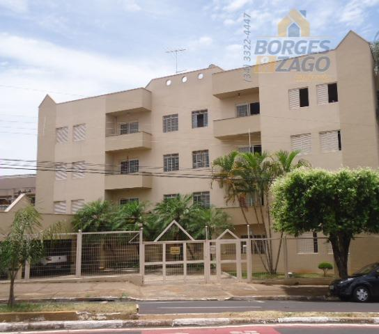 Apartamento residencial à venda, Jardim Santa Inez, Uberaba.