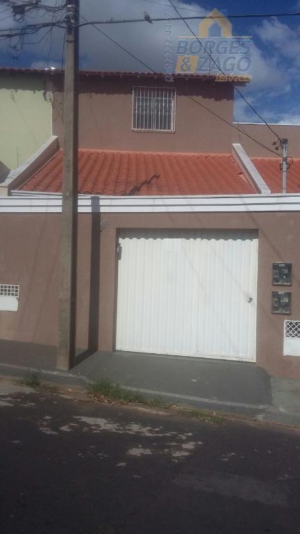 Casa residencial para locação, Conjunto Morada do Sol, Uberaba.