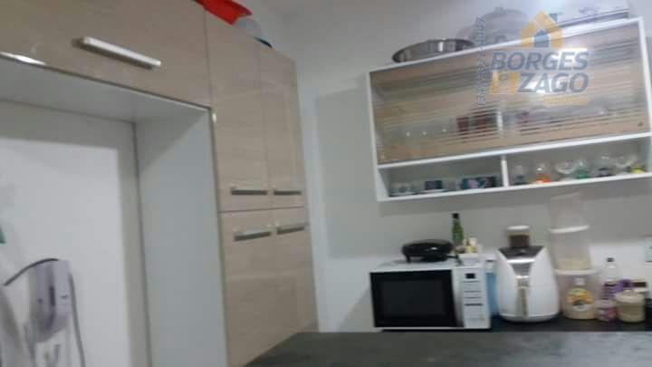 apto bem localizado próximo ao piscinão com 02 quartos,sala,cozinha,banheiro social com box e armário, planejado,01 vaga...