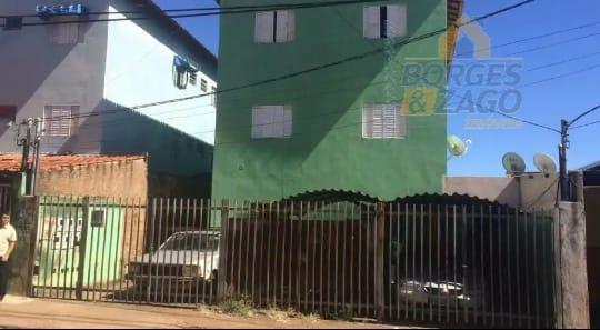 Apartamento residencial à venda, Serra Dourada, Uberaba.