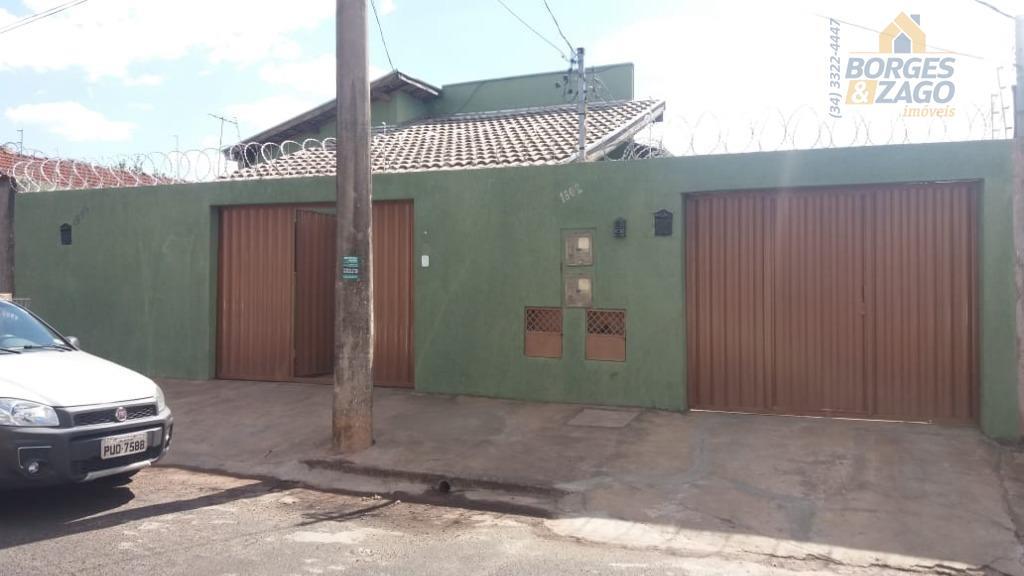 Casa residencial à venda, Parque das Américas, Uberaba.