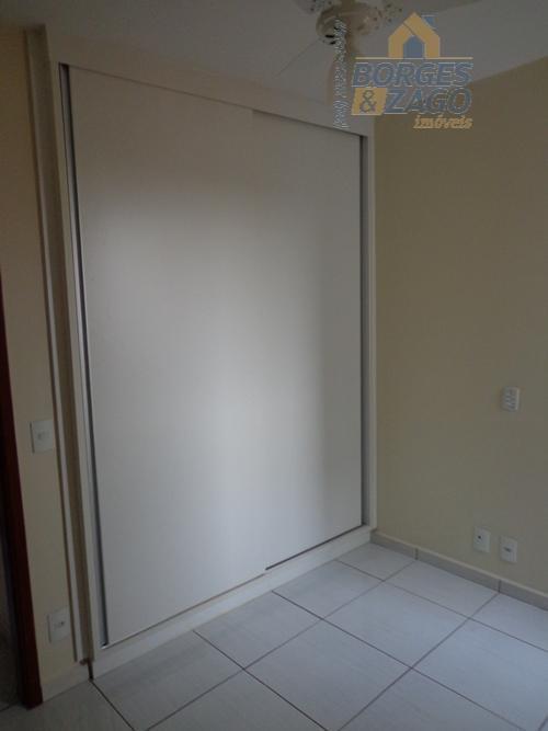 uniube - excelente apto. - 02 quartos sendo 01 suíte todos com armários, banheiro social com...