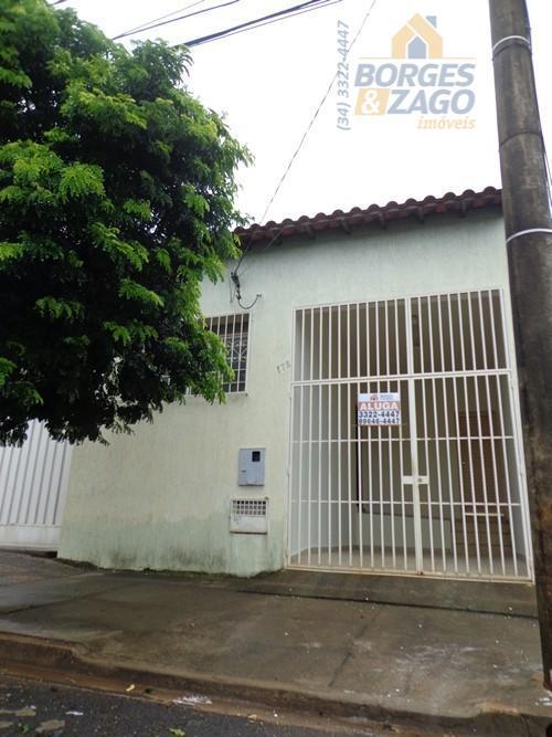 CASA LOCAÇÃO BAIRRO ABADIA PRÓXIMO AO HOSPITAL ESCOLA