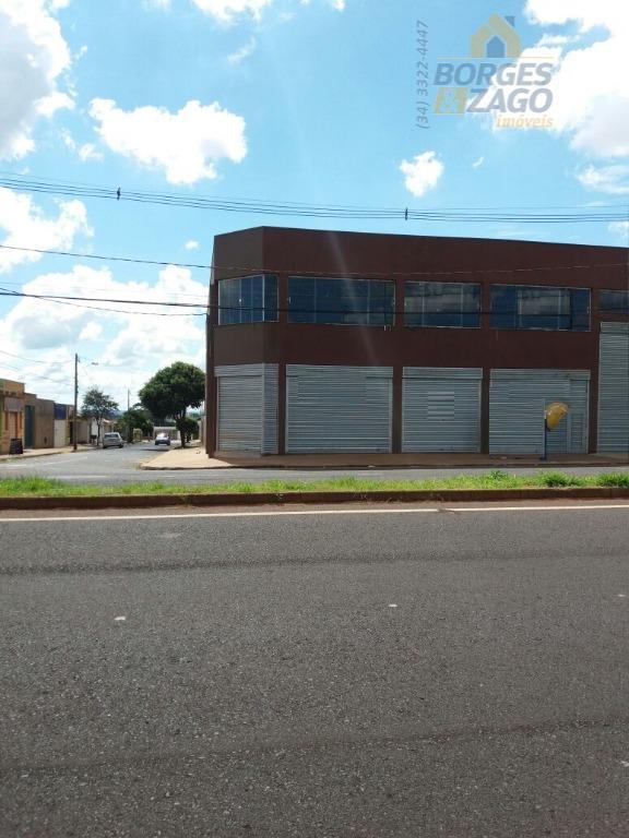 Galpão comercial para venda e locação, Residencial Morada Du Park, Uberaba.