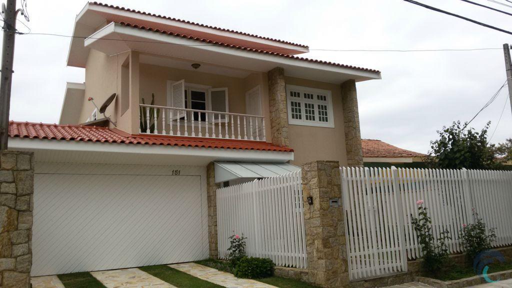 Casa Residencial à venda, Jardim Esplanada, São José dos Campos - CA0035.