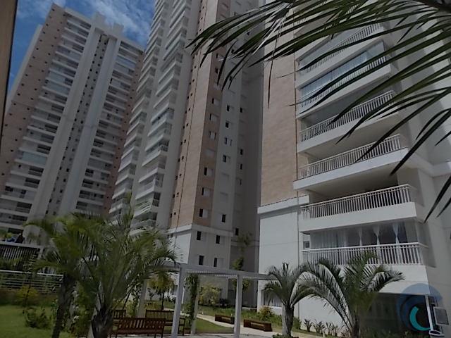 Apartamento  residencial para locação, Royal Park, São José dos Campos.