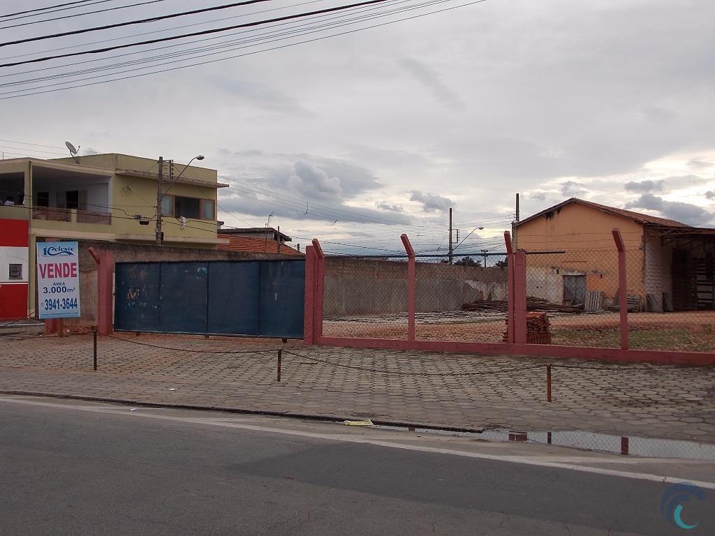 Área  comercial à venda, Santana, São José dos Campos.