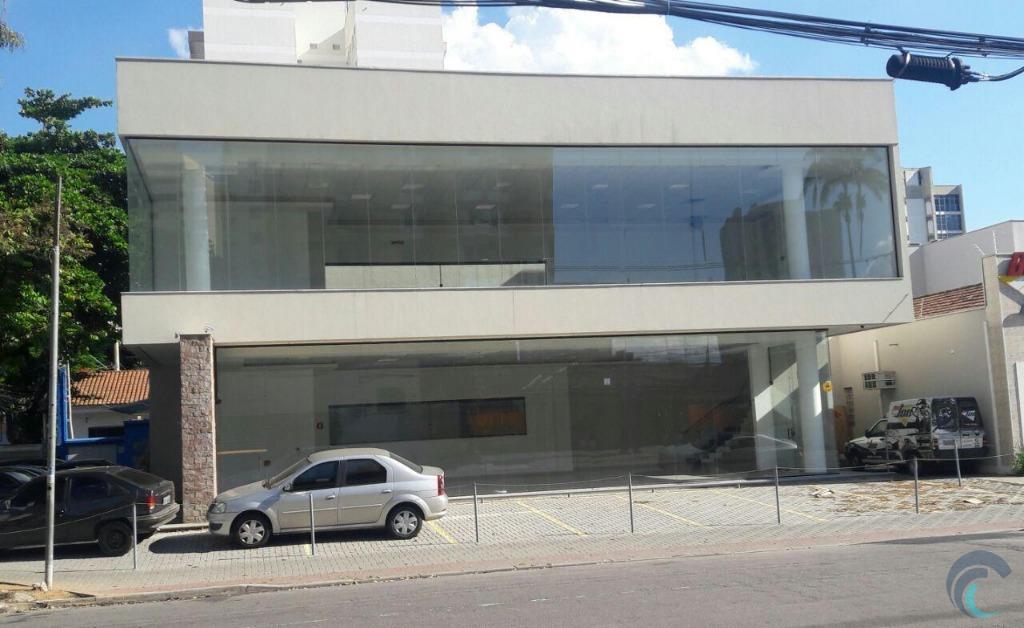 Salão  comercial para locação, Vila Adyana, São José dos Campos.