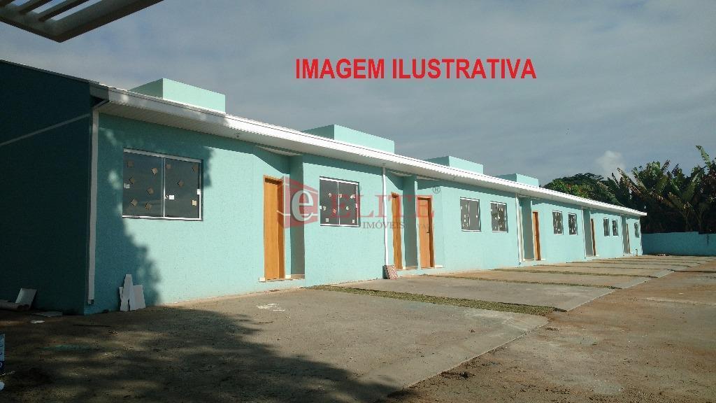Casa nova em condomínio minha casa minha vida - à venda, Chácaras Pousada do Vale, São José dos Campos.