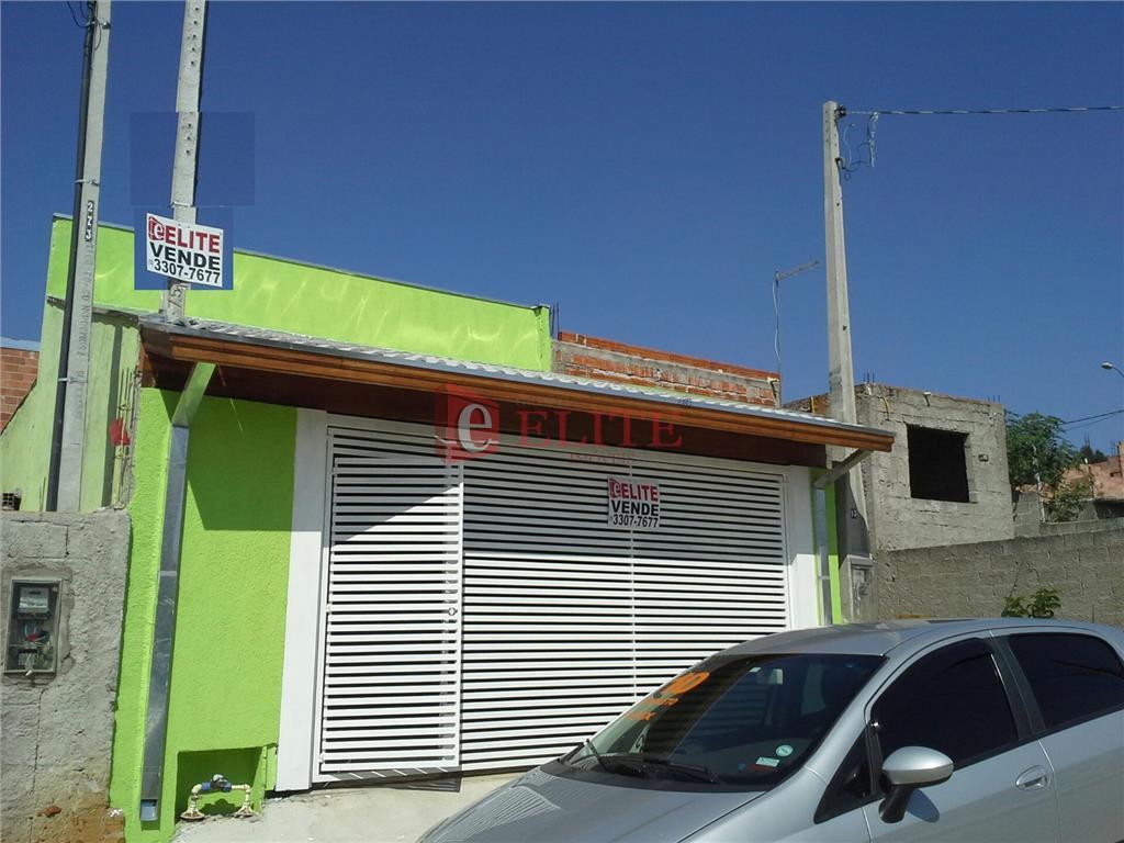 Casa Nova residencial à venda, Jardim Helena, São José dos Campos - #Minha Casa Minha Vida