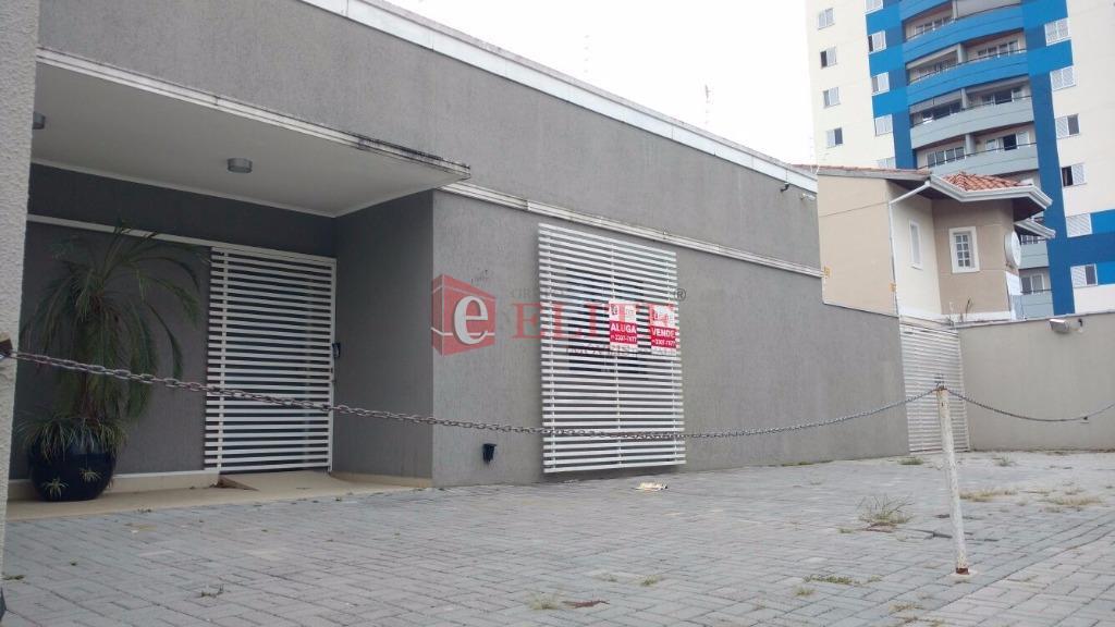 Prédio comercial alugado com renda para venda, Jardim América, São José dos Campos - PR0035.