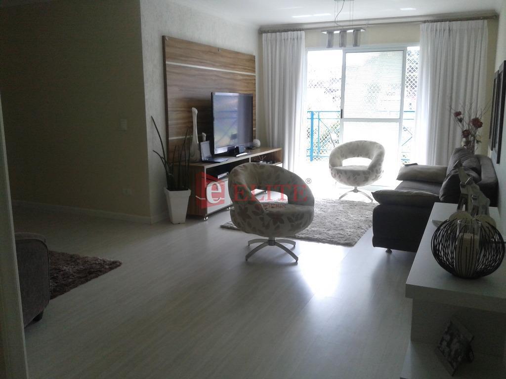 Apartamento com 96m² e 3 dorms., 2 vagas, Jardim América