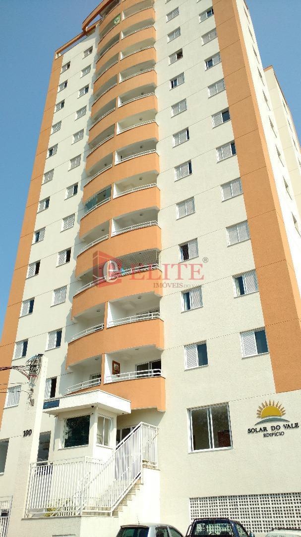 Apartamento  residencial para venda e locação, Jardim Satélite, São José dos Campos.