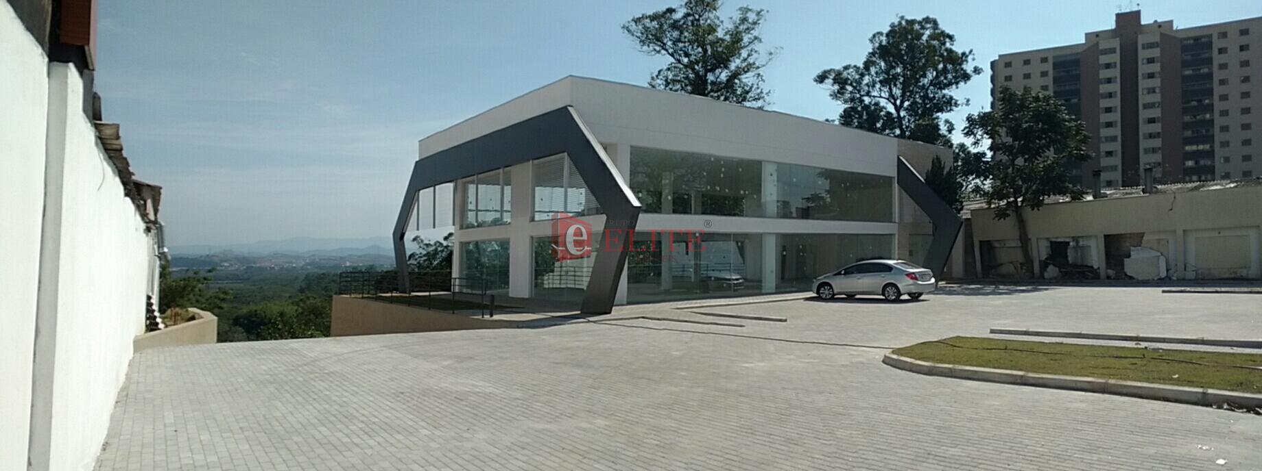 Prédio comercial novo para locação, Centro, São José dos Campos.