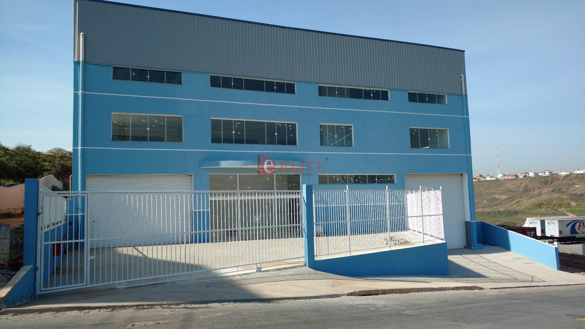 Galpão industrial para venda e locação, Eldorado, São José dos Campos - GA0053.