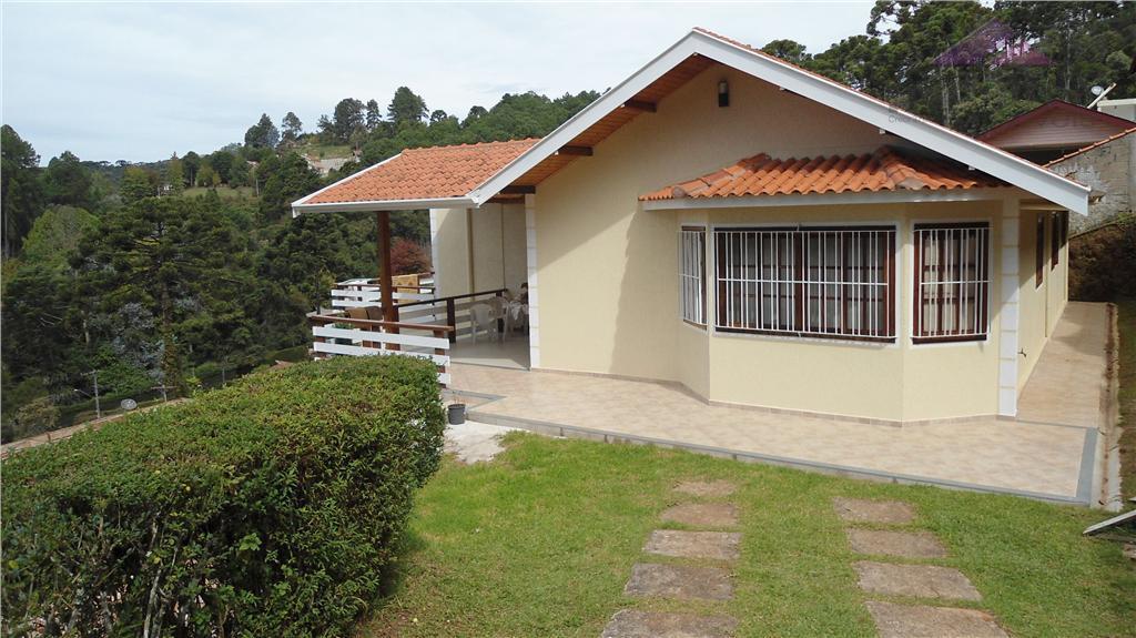 Casa residencial à venda, Centro, Campos do Jordão - CA1533.