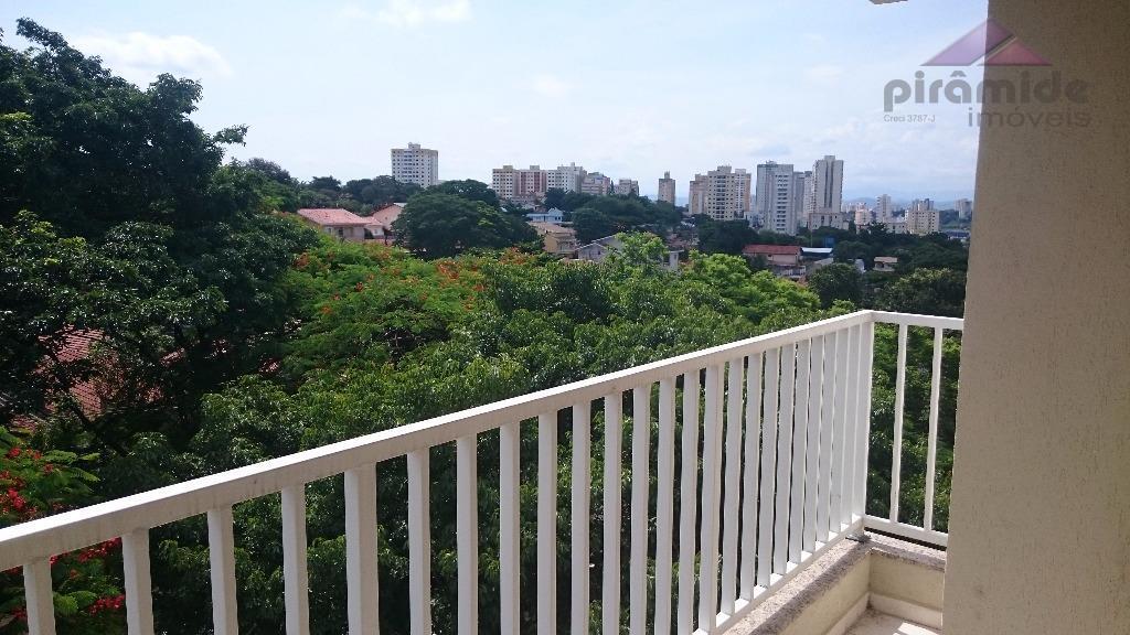 Apartamento  residencial para locação, Jardim Satélite, São José dos Campos.