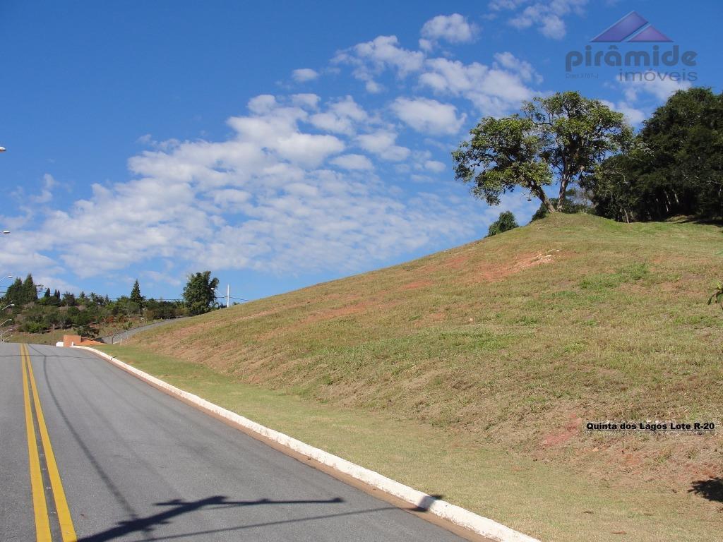 Terreno  residencial à venda, Quinta dos Lagos, Paraibuna.