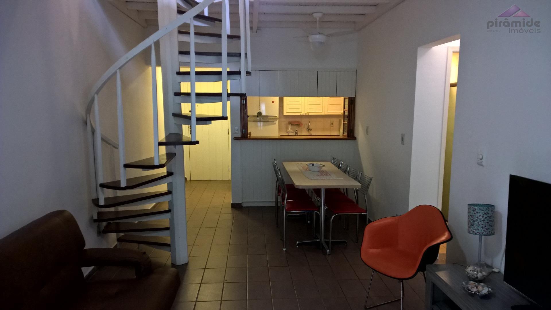 Apartamento Duplex residencial à venda, Praia Grande, Ubatuba - AD0021.