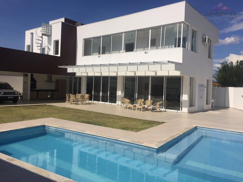 Casa residencial à venda, Condomínio Reserva do Paratehy, São José dos Campos - CA2508.