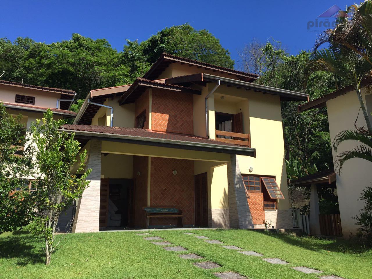 Casa residencial à venda, Praia das Toninhas, Ubatuba - CA2678.