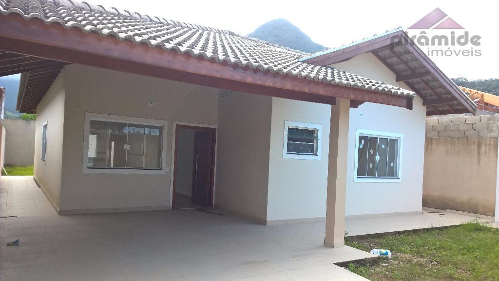 Casa residencial à venda, Cidade Jardim, Caraguatatuba.